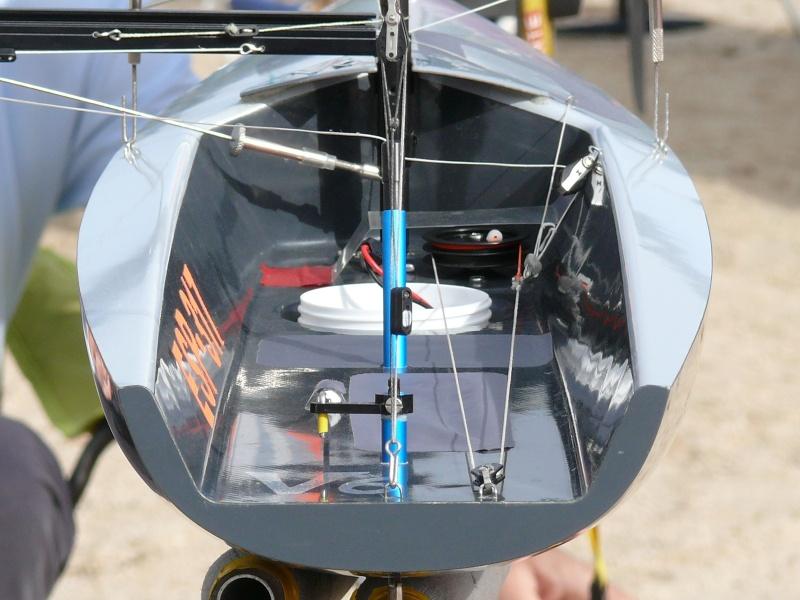 a rear view