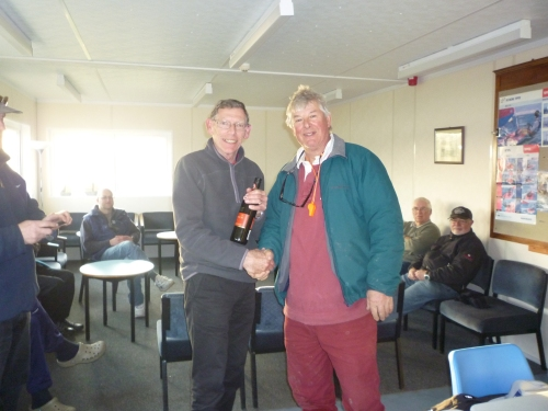 2nd place tony Edwards