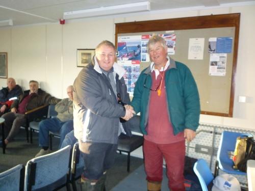 3rd place John Tushingham