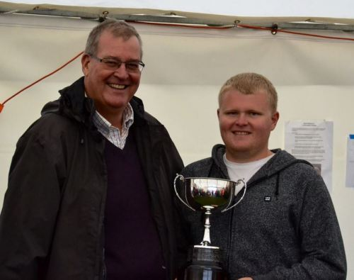 2015 NAYIONAL CHAMPION ROB WALSH on the right