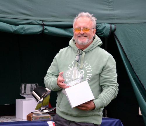 Graham Allen 2nd place