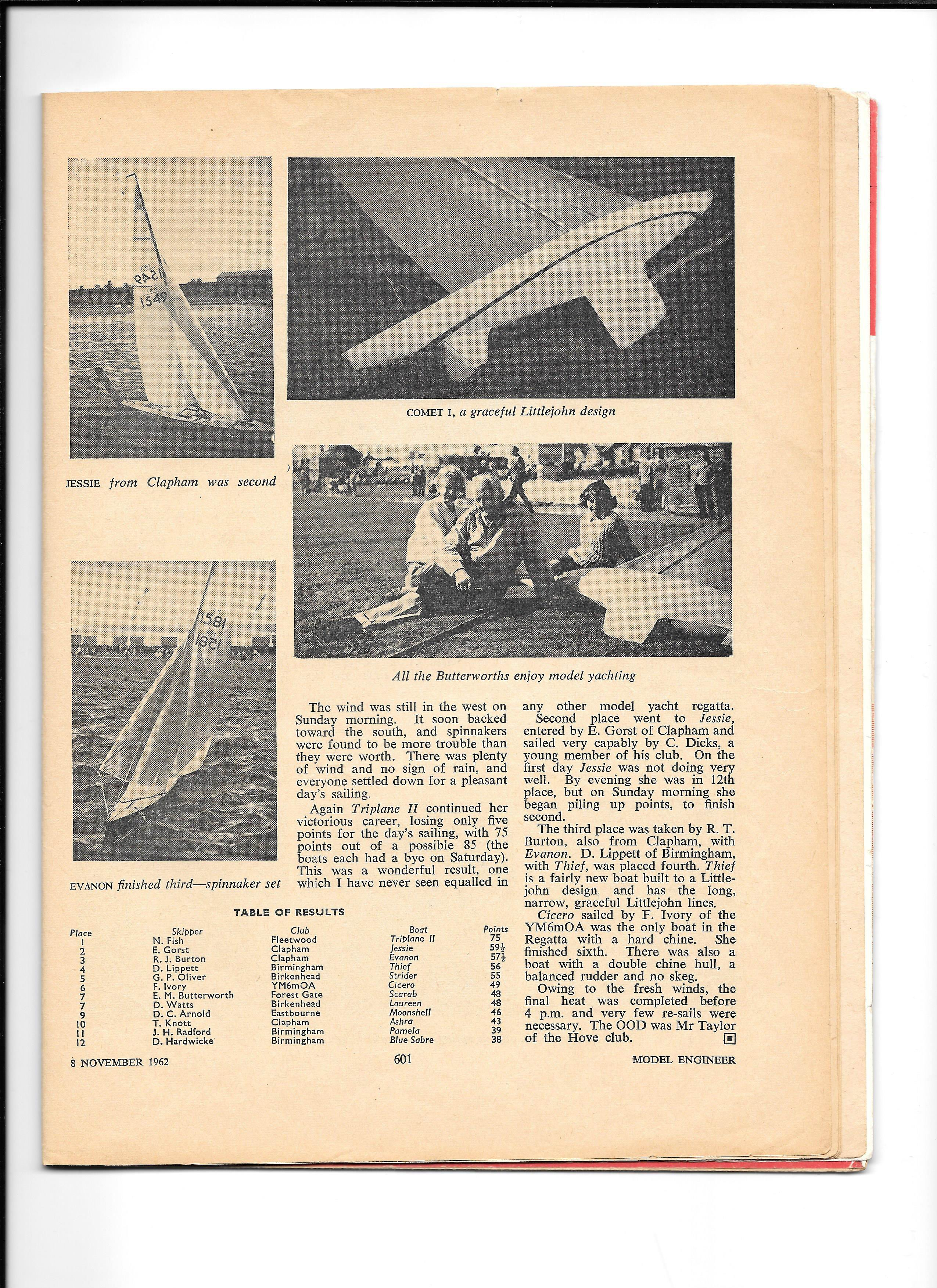PAGE TWO 10R Nationals Hove 1962.2