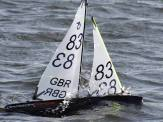 Binks'y Dragon with Cat Sails