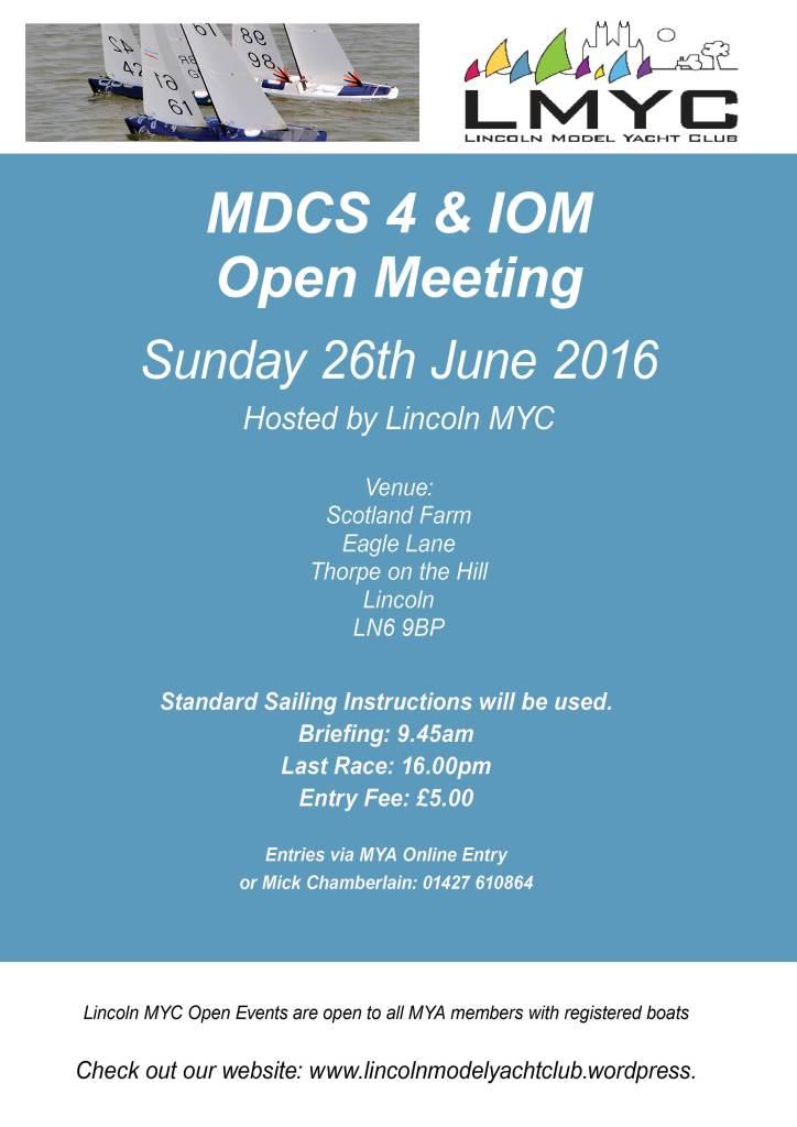 LMYC MDCS 4  2016